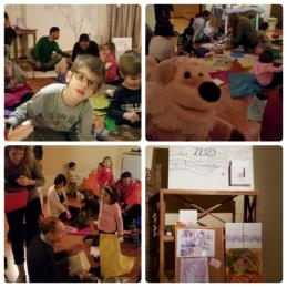Presentazione @ Associazione Mamminudine (Udine) 31 ottobre 2015