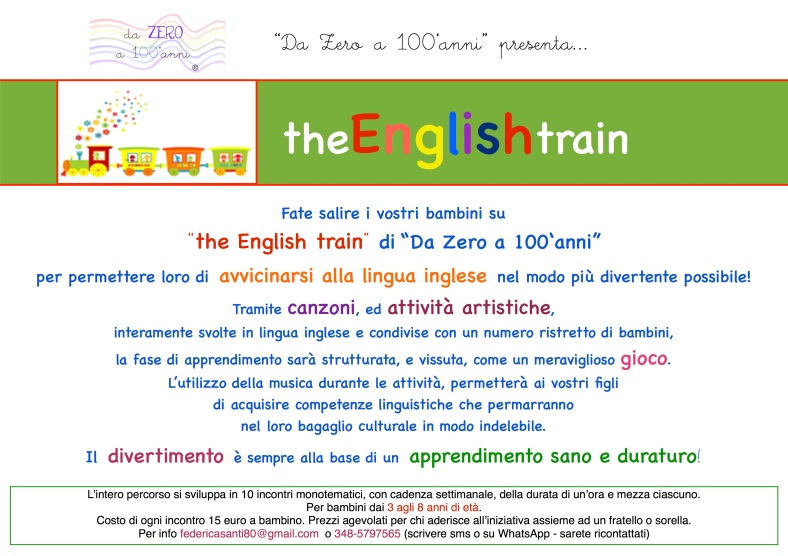 the english train